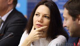Вікторія Сюмар планує у квітні перереєструвати законопроект про аудіовізуальні послуги