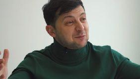 Зеленський заявив, що знає як зробити телебачення незалежним від олігархів