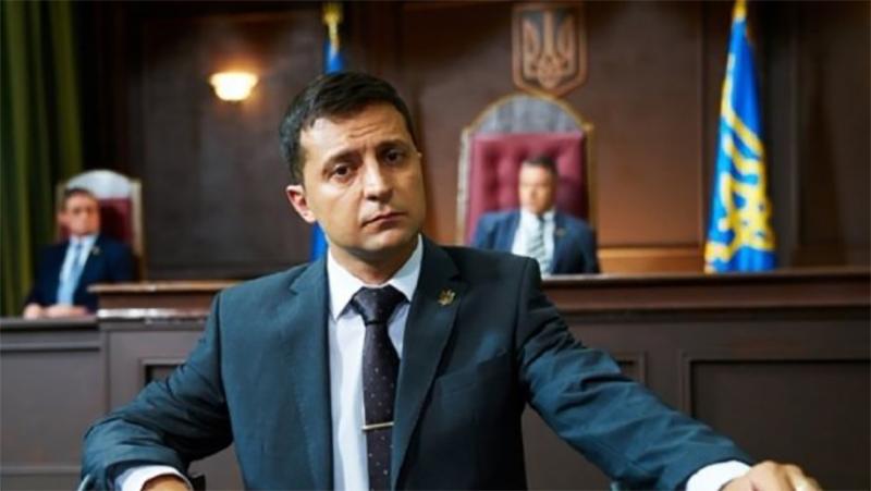 Серіал Зеленського «Слуга народу – 3» отримав прокатне посвідчення