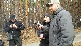 Охранники Медведчука задержали журналистов «Наших грошей». «112» и NewsOne фиксировали процесс