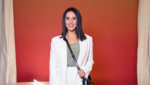 Судья Нацотбора на «Евровидение» впервые показала лицо сына