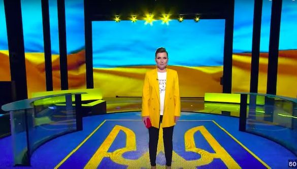 Российская пропагандистка Скабеева разрекламировала себя в качестве кандидата в президенты Украины