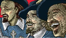 Netflix осучаснить «Трьох мушкетерів» Дюма в стилі бойовиків