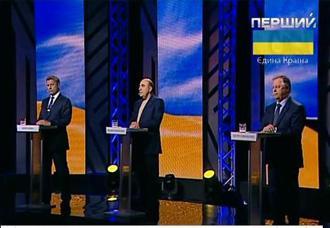 Національні теледебати-4: змагання іміджів