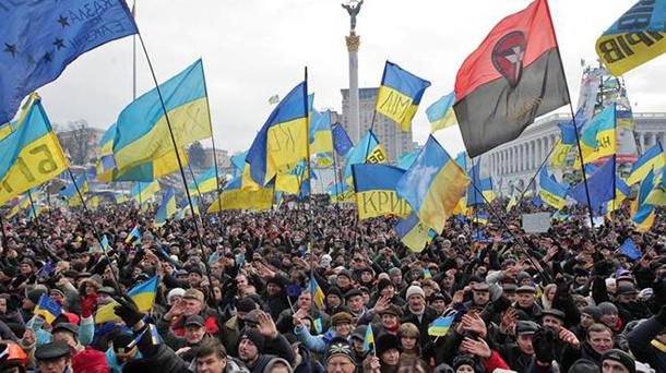 Річниця Евромайдану не стала подією лише для «Событий недели» каналу «Україна»
