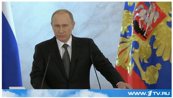 Kremlin-TV Needs Great Upheavals