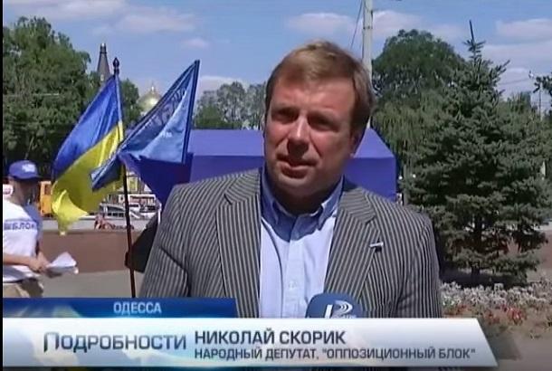 «Інтер» остаточно став прес-службою Опоблоку