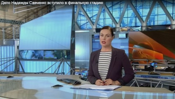 How they destroy Nadiya (Hope). Review of propaganda on Russian TV channels in March – April 2016