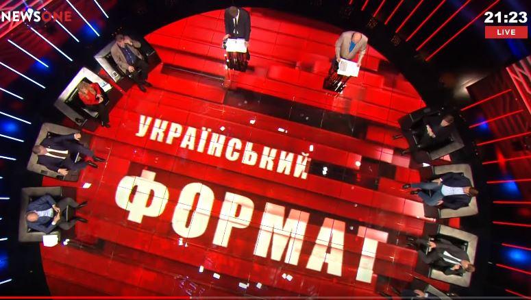 Кунсткамера української телеполітики. Огляд ток-шоу 1–7 квітня
