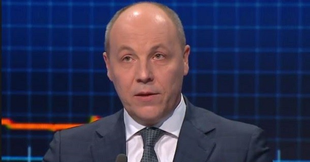 How Parubiy was turned into a fan of Hitler: a chronicle of Russian stuffing