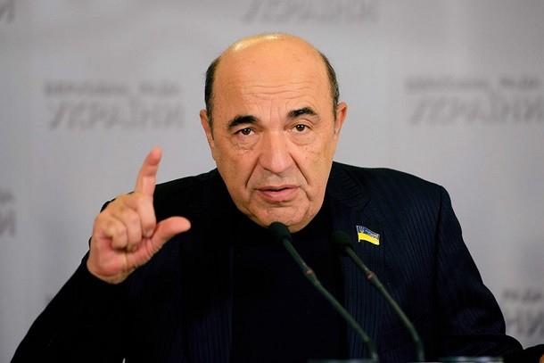 "How ""112 Ukraine"" manipulates polls data in favor of Vadim Rabinovich"