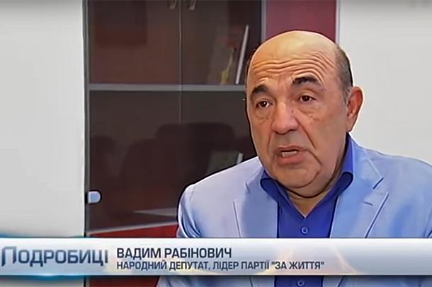 Хороший Рабинович повернувся на «Інтер». Моніторинг теленовин 15–21 жовтня 2018 року