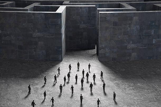 «Народ проти»: лабіринт у нікуди