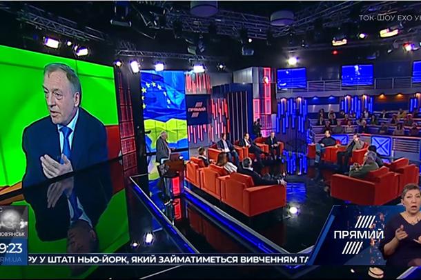 «Там за рогом на вас чекає Путін». Огляд політичних ток-шоу за 4–8 лютого 2019 року