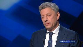 О чем Юрий Бойко агитировал на ICTV