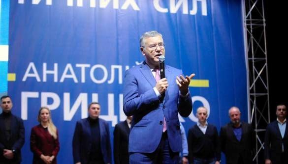 Зміни в охороні здоров'я від кандидата на пост президента Анатолія Гриценка: фактчек обіцянок