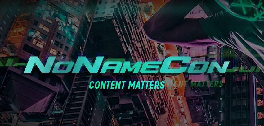 14-17 травня –  Кібербезпекова конференція NoNameCon