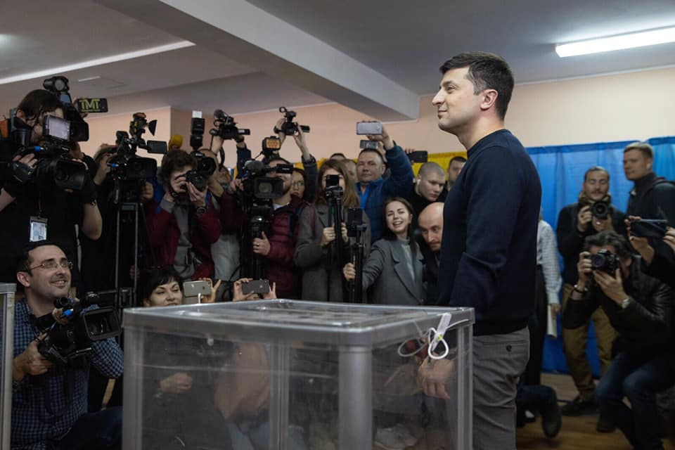 MediaMovement's appeal to Volodymyr Zelenskyi