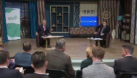 Володимир Зеленський не прийшов на публічну дискусію з представниками громадянського суспільства