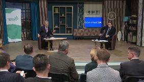Порошенко пропонує закріпити законом боротьбу з фейками і впровадження журналістських стандартів