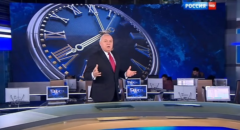 Maidan lost Ukrainian elections. Russian news monitor during April 1-7, 2019