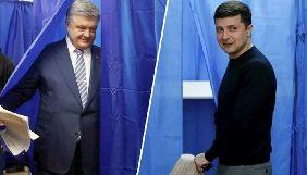 За 5 днів Порошенко витратив на виборчу кампанію 100 млн грн, Зеленський - 44,6 млн - «Чесно»