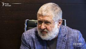 Коломойський каже, що Порошенко хотів викупити частку Суркісів в «1+1»