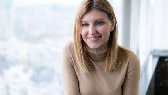 Жену Зеленского удалили из базы «Миротворца»