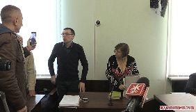 Суд на два місяці продовжив домашній арешт блогера Муравицького