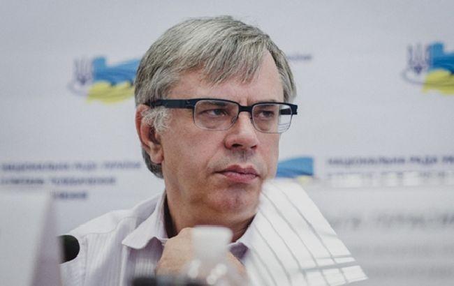 Юрій Артеменко подав у відставку з поста голови Нацради (ДОПОВНЕНО)
