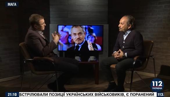 Савик Шустер в интервью Петру Маге: «Я не служил – вот мы и закрылись»