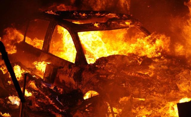 У Греції підірвали автомобіль журналістки