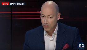 Дмитро Гордон і Олеся Бацман ідуть з каналу «112 Україна» через Віктора Медведчука