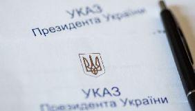 Порошенко призначив стипендії політв'язням Семені, Сенцову та Сущенку