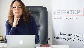 Вікторія Сюмар: Мені дуже цікаво, як команда нового президента реалізує заяву про деолігархізацію ЗМІ