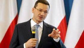 Прем'єр Польщі вирішив подати до суду позов проти газети Wyborcza