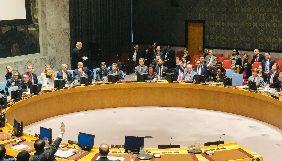 Рада безпеки ООН відмовилася розглядати український закон про мову