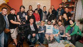 Телеканал «1+1» знімає серіал «Відморожений» з Dzidzio