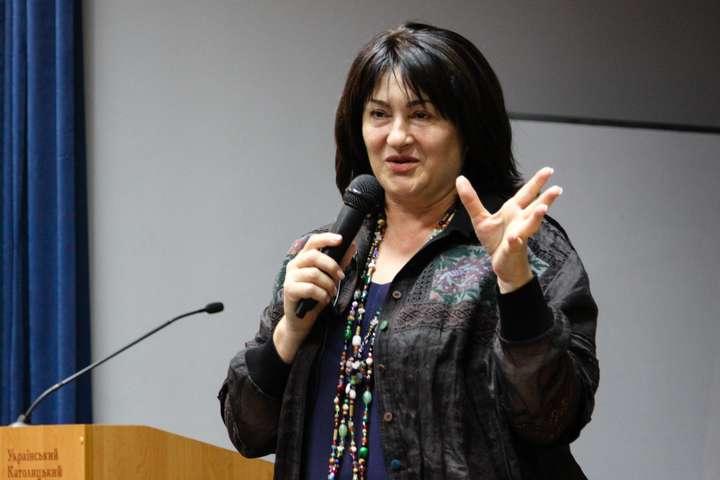 Ольга Герасим'юк вважає, що не має правових підстав скликати засідання Нацради 28 травня
