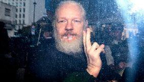 США висунули нові обвинувачення проти Джуліана Ассанжа