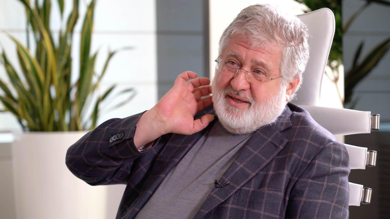 Коломойський розповів, що «1+1» винен студії «Квартал 95» близько 10 млн
