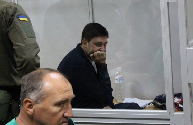 Верховний Суд визнав законним арешт керівника «РИА Новости Украина» Вишинського