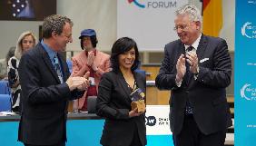 Мексиканська журналістка Анабель Ернандес отримала премію Deutsche Welle «За свободу слова»