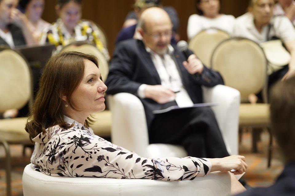 Мирослава Гонгадзе: Брак довіри аудиторії до ЗМІ – це світовий тренд