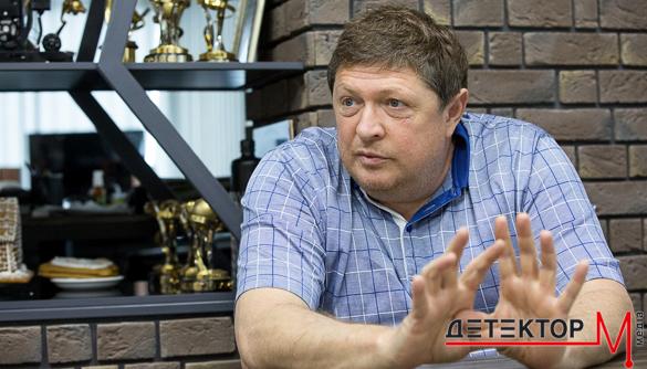 Совладелец студии «Квартал 95» Борис Шефир: «Квоты и запреты – это плохо»
