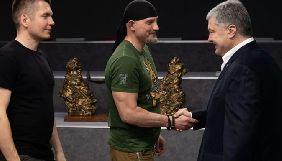 Порошенко розповів, що передав 1,7 млн грн компенсації від BBC на потреби армії
