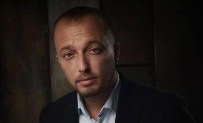 Журналіст Іван Гребенюк приєднався до команди «Настоящее время»