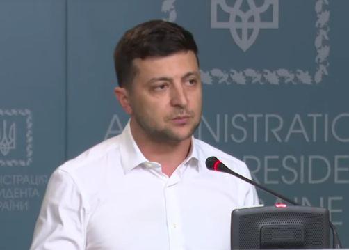 Брифінг президента Зеленського: «Перший млинець нанівець»