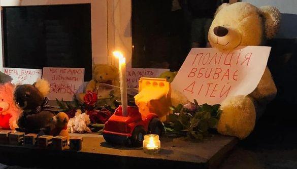 На Київщині під час акції протесту постраждала журналістка