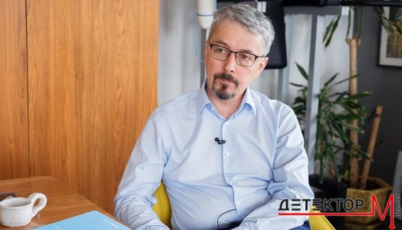 Олександр Ткаченко балотується до Верховної Ради від партії «Слуга народу»